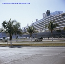 Cruise ships in port, Puerto Vallarta,Jalisco,Mexico